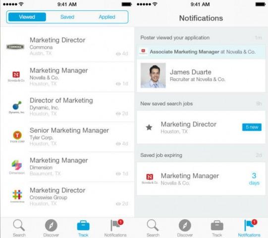 LinkedIn Job Search for iOS