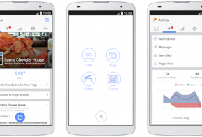 facebook pages manager app for android