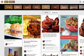 pinterest guided search for web