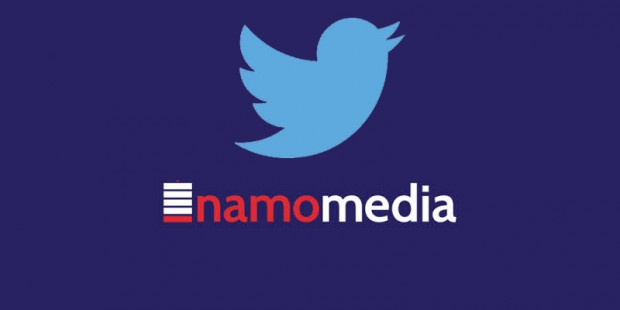 twitter acquires namo media