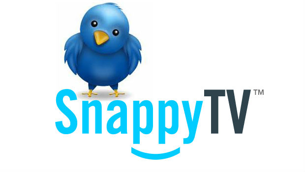 twitter acquires snappytv