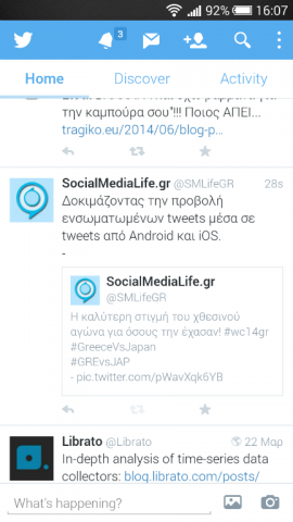 twitter embed tweets within tweets