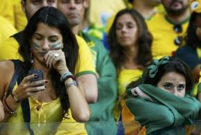 brazil germany social media