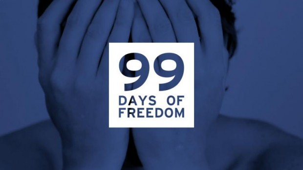 facebook 99 days of freedom