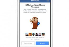 facebook install messenger