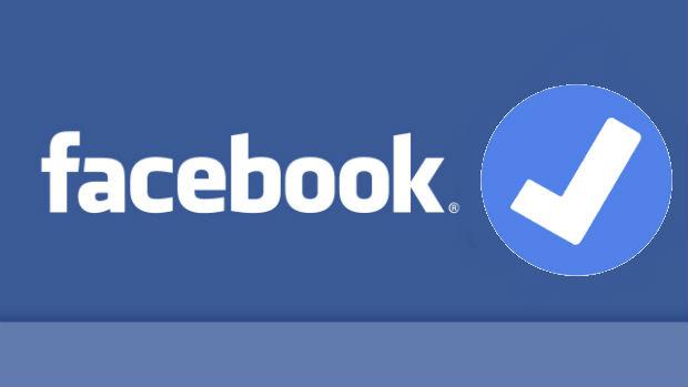 facebook verified