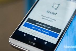 secret facebook login