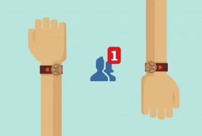 tomorrowland social bracelet