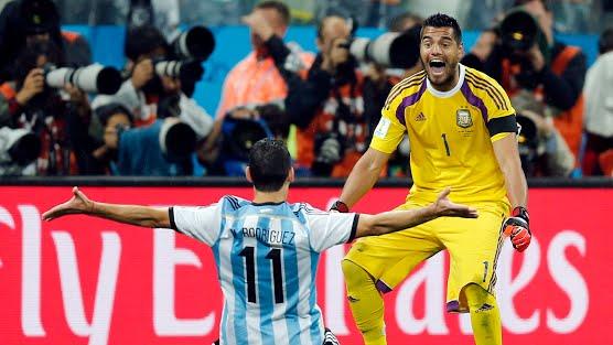 tweets argentina netherlands