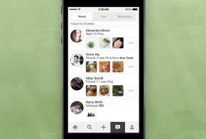 pinterest news notification for mobile