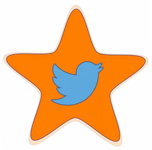 twitter favorites as retweets