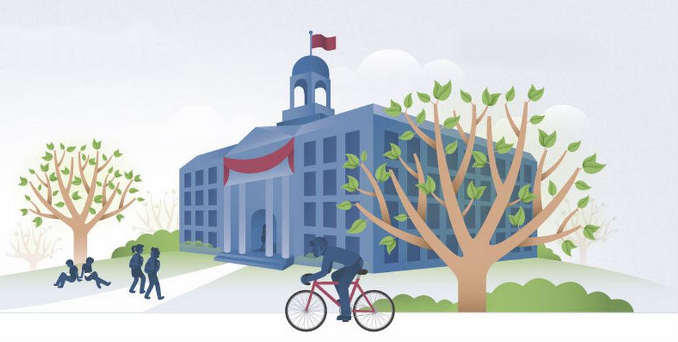 Site γνωριμιών για φοιτητές Πανεπιστημίου