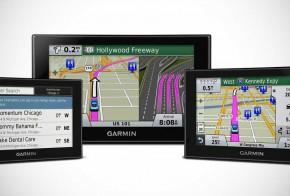 Garmin GPS and Foursquare