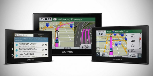 Garmin GPS and Foursquare