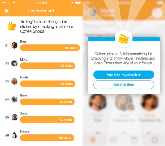swarm leaderboards and golden stickers