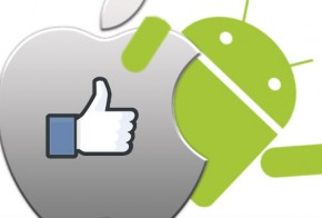 Facebook like for android and ios