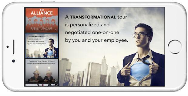 LinkedIn SlideShare Presentations iOS app