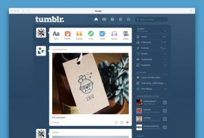 tumblr mac app for os x yosemite
