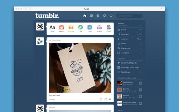 tumblr mac app for os x yosemite