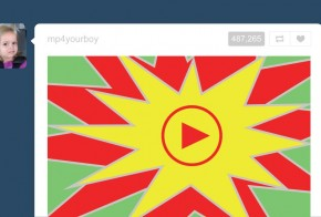 tumblr video player