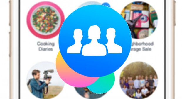 Facebook Groups app for Android iOS