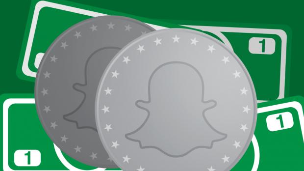 Snapchat send money via snapcash