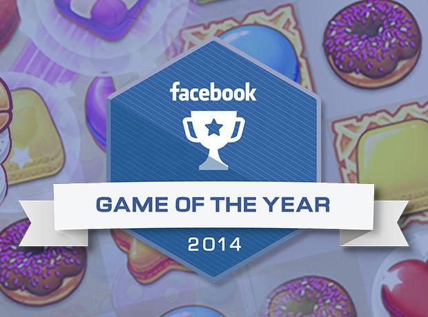 Facebook best games of 2014