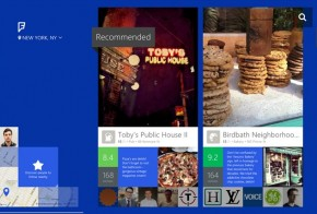 Foursquare Windows 8.1