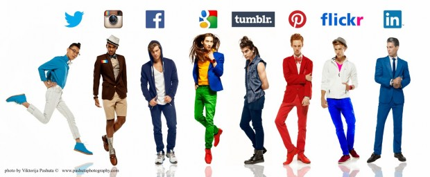 what if guys were social networks