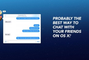 Facebook Chat Heads for Mac OS X