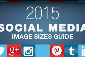 Social Media Images Sizes Guide 2015 feat