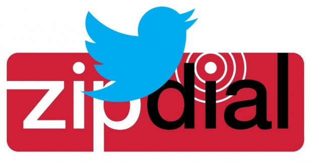 Twitter acquires Zipdial