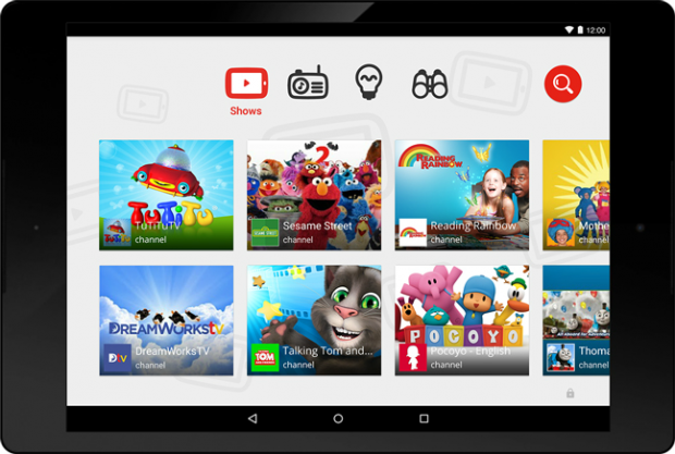 YouTube for Kids Android