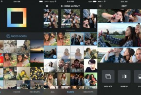Layout from Instagram for iOS