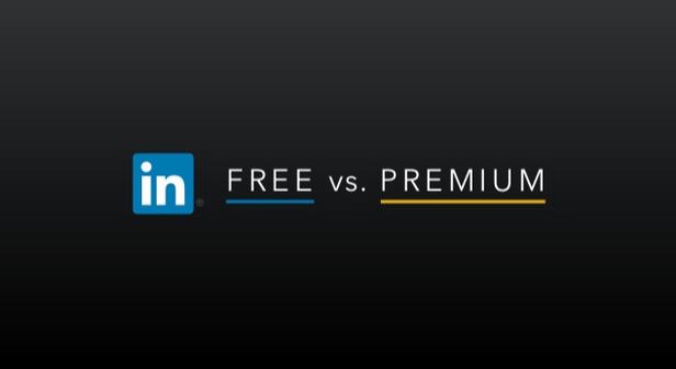 LinkedIn free vs premium account
