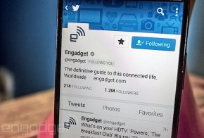 New Twitter profiles for Android