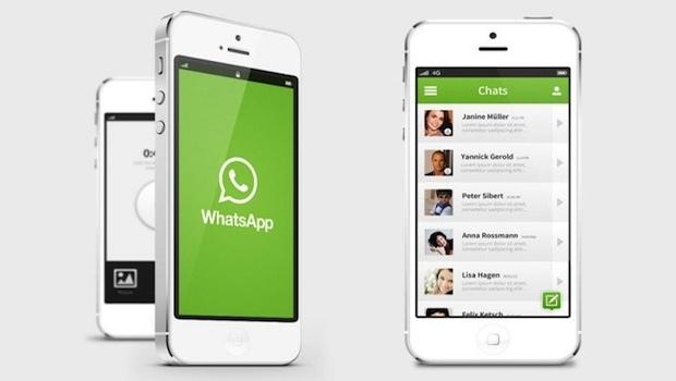 iOS WhatsApp