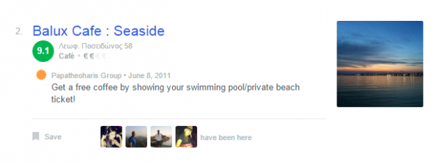 foursquare example