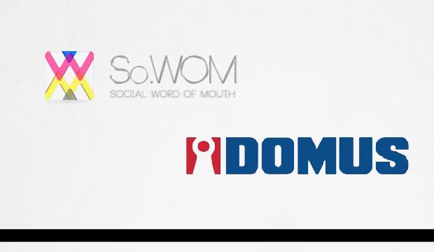 SoWom & Domus - social media