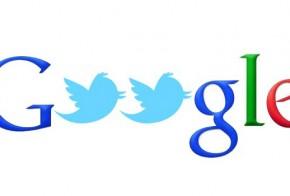 tweets on google