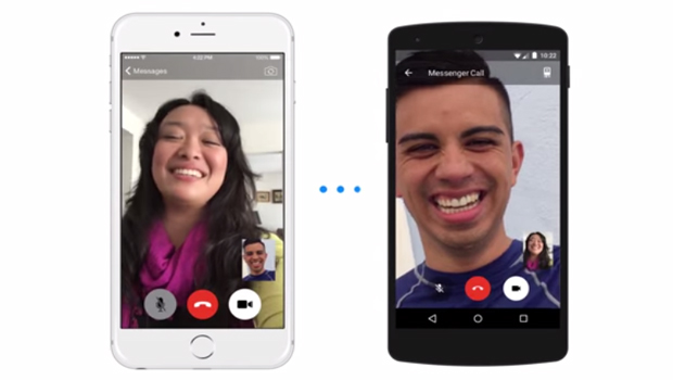 video calls facebook messenger