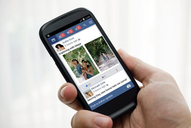 Facebook lite για Android
