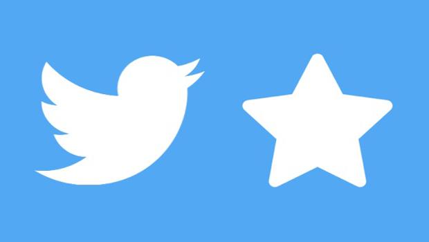 Twitter favorites