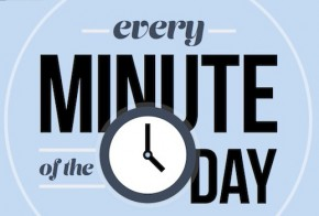 social minute infographic_