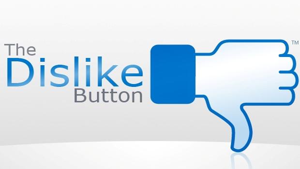 dislike button