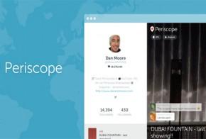 periscope web