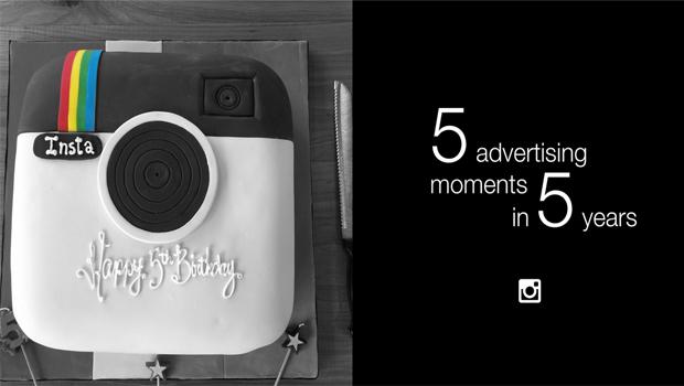 Instagram 5th anniversary