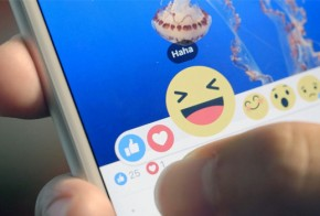 facebook reactions emojis