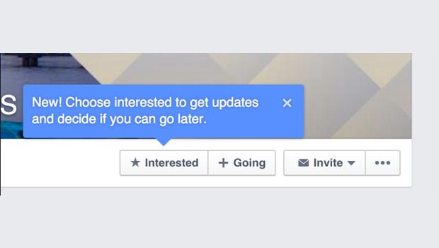 facebook interested