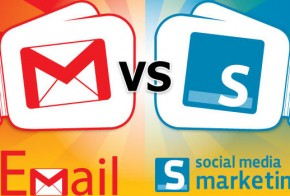 Email Vs Social Media marketing_main